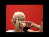 Эпизод-1:Быстрая прическа на средних волосах (Hairstyle)